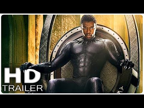 BLACK PANTHER Trailer (2018)