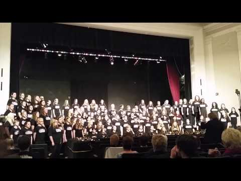 Frozen Medley Spaulding High School 2014