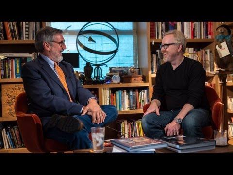 Adam Savage Interviews John Landis - The Talking Room