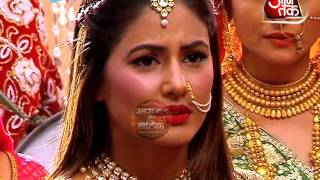 Ananya's Wedding at Yeh Rishta.