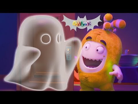 Uninvited Guests | Oddbods | Funny Halloween Cartoons