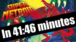 Super Metroid in 41:46