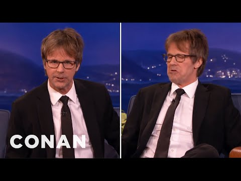Dana Carvey Impressions: Liam Neeson & Scarface At Thanksgiving  - CONAN on TBS