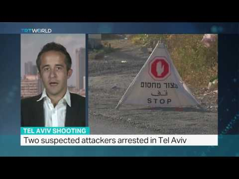 Israel to send hundreds more troops to West Bank, Gregg Carlstorm reports