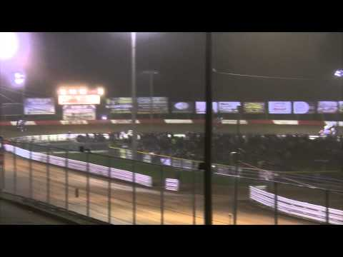 Lincoln Speedway 410 and Super Sportsman Highlights 4-11-15