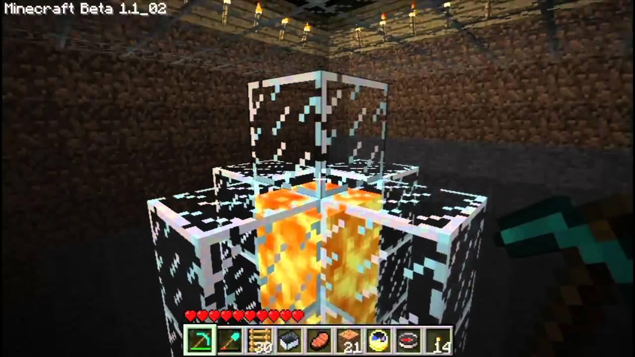 Minecraft mining methods atlas