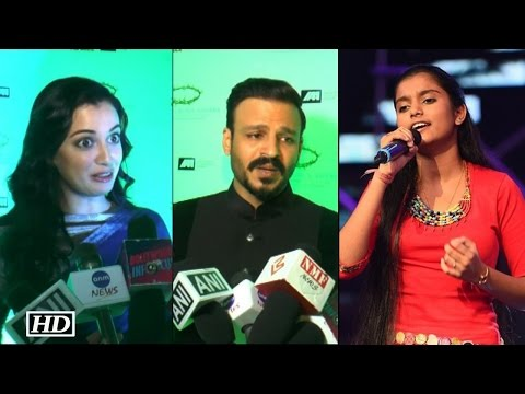 Dia Mirza & Vivek Oberoi's SPOT ON reply to Nahid Afrin controversy