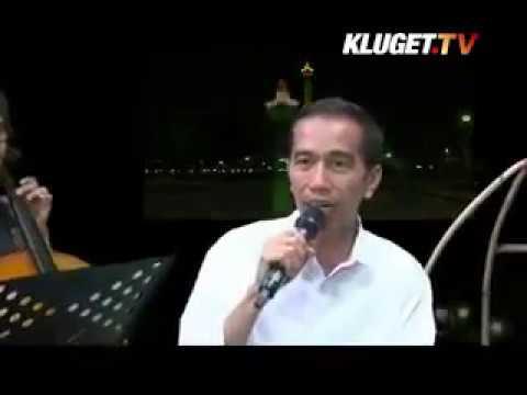 LGMI Bukan Sembarang LAGU Merakyat adalah kepribadian Ir.H.Joko Widodo