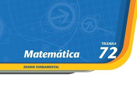 72 - Fatoração - Matemática - Ens. Fund. - Telecurso