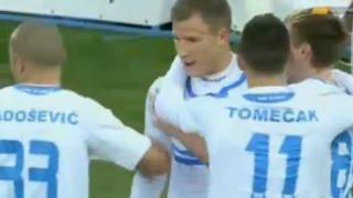 Rijeka vs Hajduk Split 3-0 ♥ Bekim Balaj Goals & Highlights ♥ Croatia Division 1