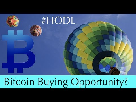 Bitcoin Price Correction? Buying Opportunity For Cryptocurrency?
