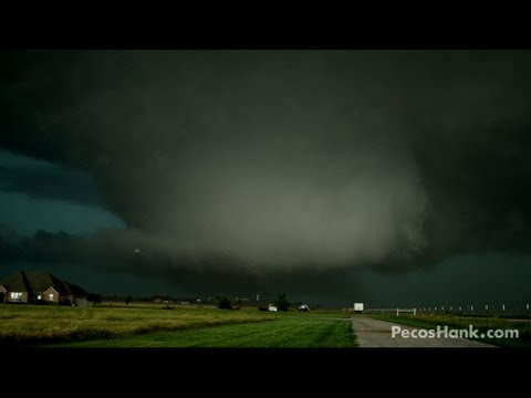 LARGEST TORNADO EVER!!! From Birth to Death (w/ Radar & Commentary) 5-31-13