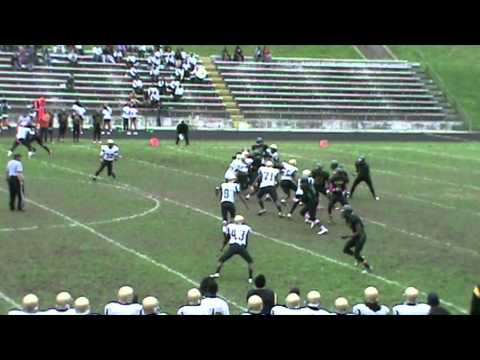 VIDAL ADAMS 2011 Football Highlights - Oxon Hill High School