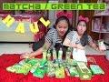 TERBANYAK!! MATCHA-GREEN TEA HAUL