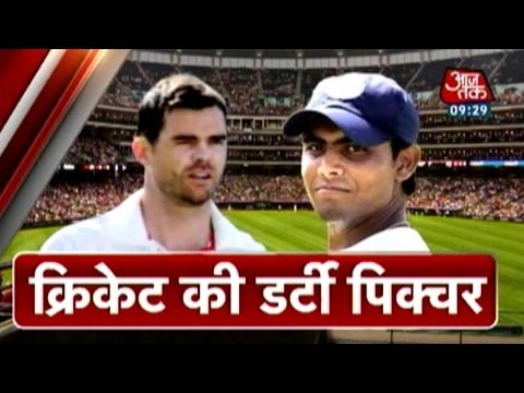 James Anderson to face ban for abusing Ravindra Jadeja