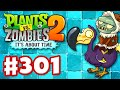 Plants vs. Zombies 2: It's About Time - Gameplay Walkthrough Part 301 - Frostbite Caves Part 1 (iOS)