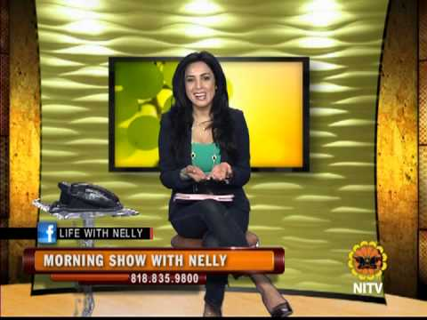 Morning Show with Nelly (September 23.2013)