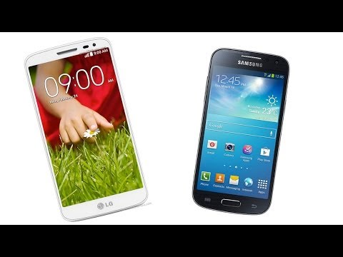LG G2 Mini vs. Samsung Galaxy S4 Mini - Specs Comparison Review!