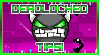 How To Beat Deadlocked! Geometry Dash
