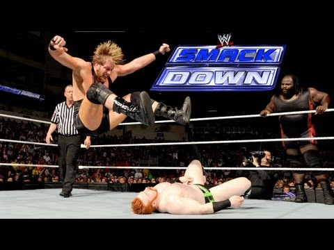 Six-Man Tag Team Main Event: SmackDown, May 17, 2013