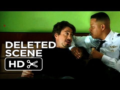 Iron Man Deleted Scene - The Flight (2008) - Robert Downey Jr, Jeff Bridges Movie HD