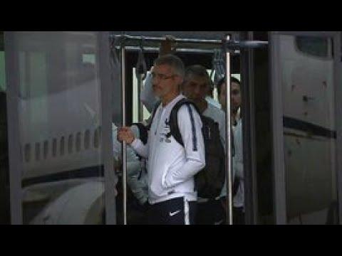 Сборная Франции: уже в России - Россия 24