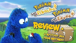 Classic Pokemon, Now With Cramping! │ Pokemon Let's Go Pikachu & Eevee Review