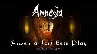 Amnesia: AMFP #3 Arwen a její Let´s Play + Webka