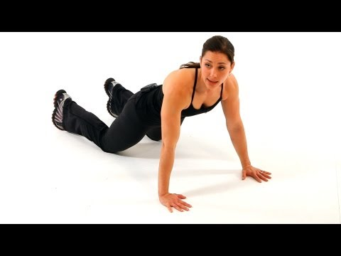 How to Do a Push Up | Boot Camp Workout for Women