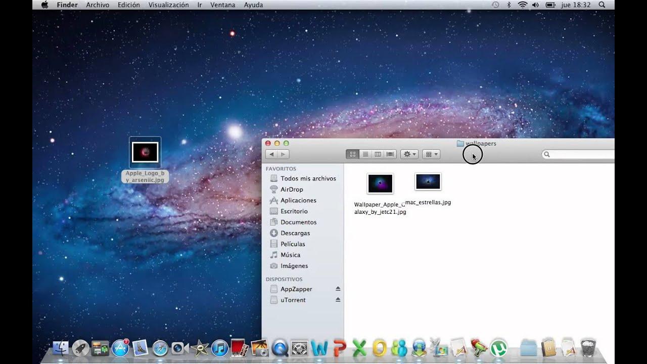Cómo poner Wallpaper En Mac