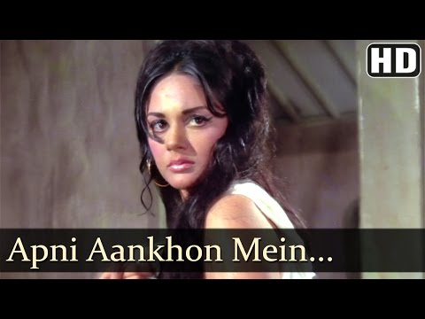 Apni Aankho Me Basakar Koi - Thokar - Old Hindi Songs - Shamji Ghanshamji - Mohd.rafi video