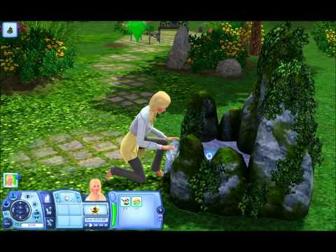 Quxxn Special: Hidden Springs - The Sims 3