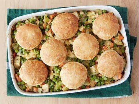 Chicken Pot Pie Casserole-Food Network
