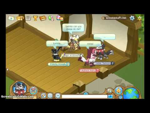 Animal Jam - Scammed Live By StaryshineAJ