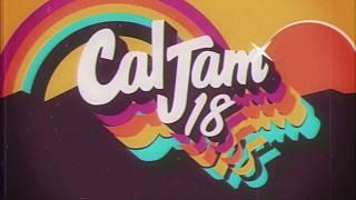 Cal Jam 18 - Lineup Announced!