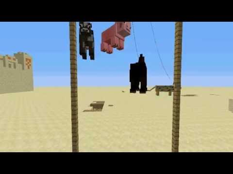 Bouncing Animals Minecraft 1.6