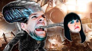 Mortal Kombat X | ALIEN FATALITIES, BRUTALITIES, X-RAY