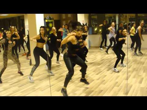 Aerobic Cu Raluca - Cardio video
