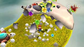 [Nvidia Shield] Super Mario Galaxy Trailer