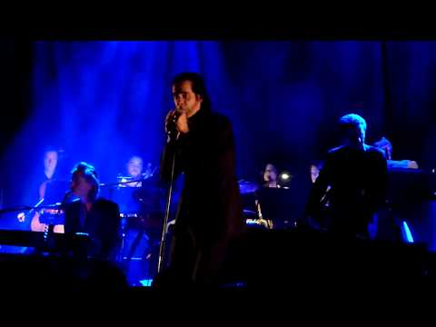 Nick Cave and the Bad Seeds - Push the Sky Away @ Le Trianon, Paris le 11/02/13