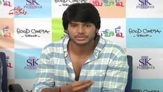 Sound Thoma - Mahesh Pressmeet - Sandeep Kishan, Dimple Chopade (yaaruda mahesh)