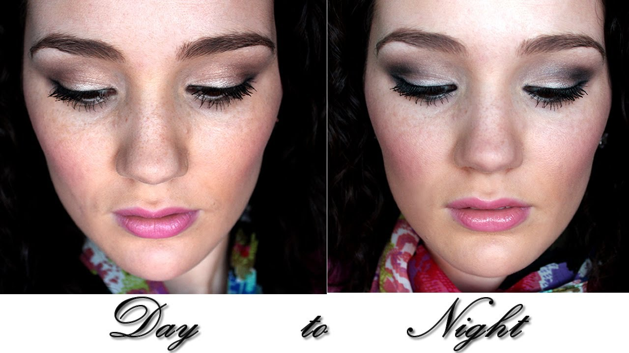 Day-to-Night Makeup Looks for Busy Women