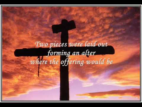 The Maker Of The Cross by Mike Bowling - Video with Lyrics