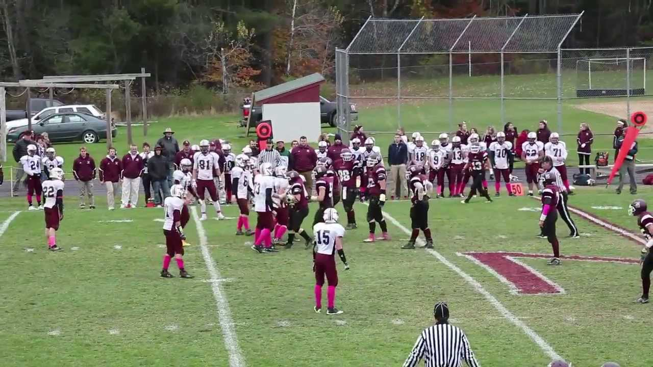Foxcroft Academy Football Foxcroft Academy Nokomis