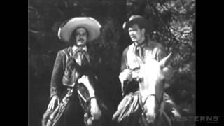 The Adventures of Kit Carson BORDER CORSAIRS Western TV Show episode full length