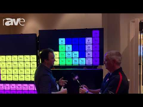 E4 AV Tour: Barco Demos Its UniSee Video Wall Product