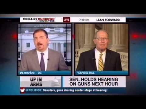 Senator Lamar Alexander On MSNBC: Video Games Are 'Bigger Problem Than Guns'