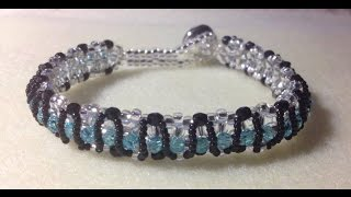 (Tutorial) Sine in The Valley Bracelet (Video 78)