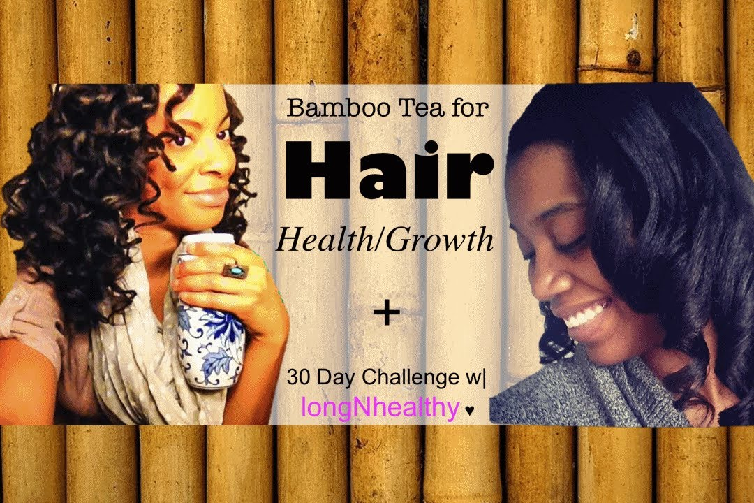 Bamboo Silica Hair Growth Bamboo Tea For Hair Growth