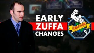10 Early Changes Zuffa Made in The UFC
